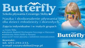 Reklama Butterfly