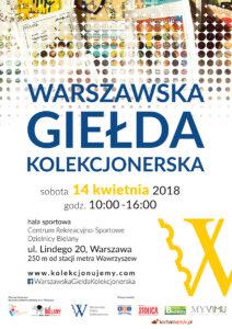 warszawska gielda kolekcjonerska