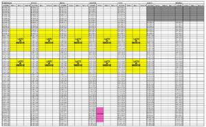 hala sportowa grafik od 26 do 31 sierpnia