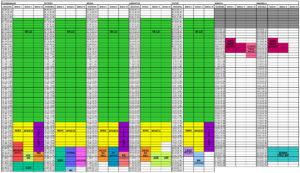 Grafik hali sportowej od 24 lutego 2020