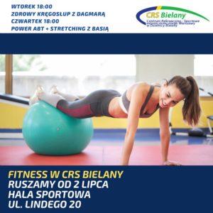fitness od 2 lipca 2020 1