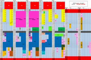 Grafik pływalni przy ul. Conrada od 14 do 20 września 2020