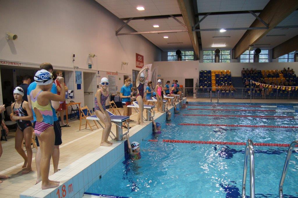Pływamy razem dla Bielan wraz z Mistrzostwami Szkoły Podstawowej nr 263 - zdjęcie z wydarzenia