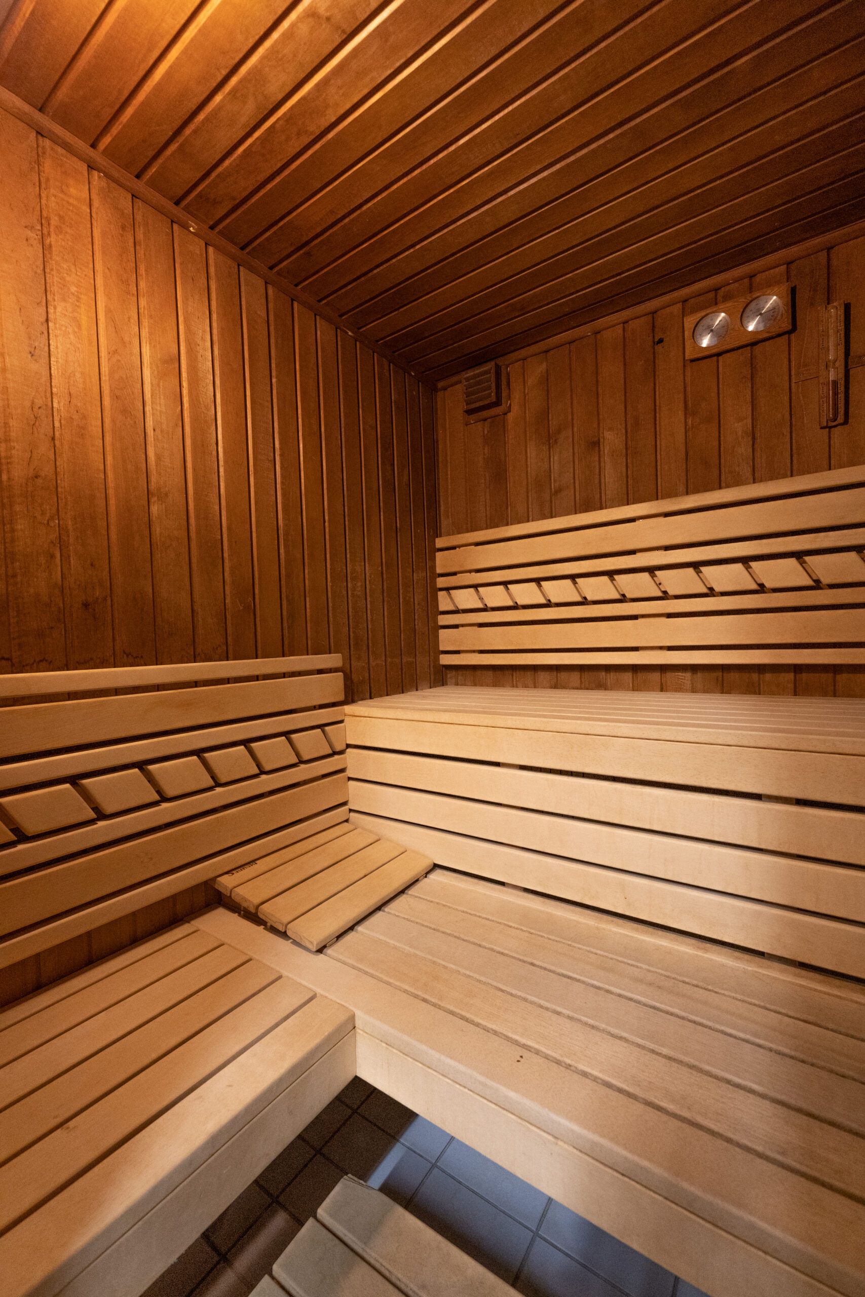 sauna CRS Bielany